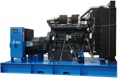 Дизельный генератор ТСС АД-600С-Т400-1РМ11