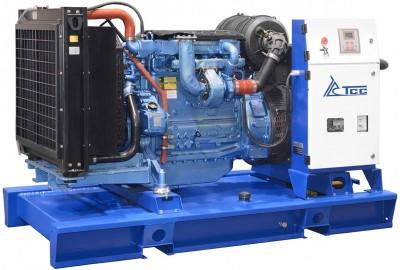 Дизельный генератор ТСС TBd 83SA