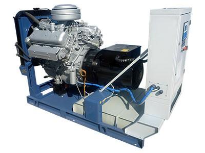 Дизельный генератор ПСМ АД-60 (ЯМЗ)