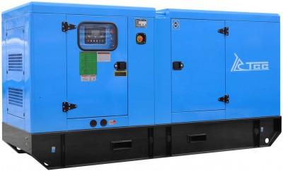 Дизельный генератор ТСС АД-80С-Т400-1РПМ11 с АВР