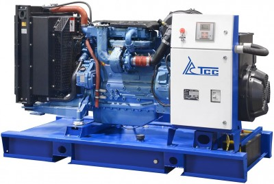 Дизельный генератор ТСС TBd 110SA с АВР