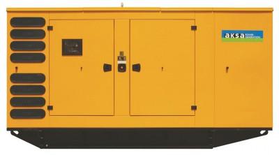 Дизельный генератор Aksa AD-825 в кожухе