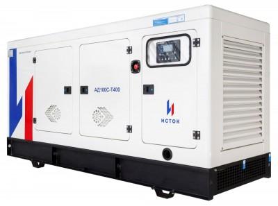 Дизельный генератор Исток АД100С-Т400-РПМ25 с АВР