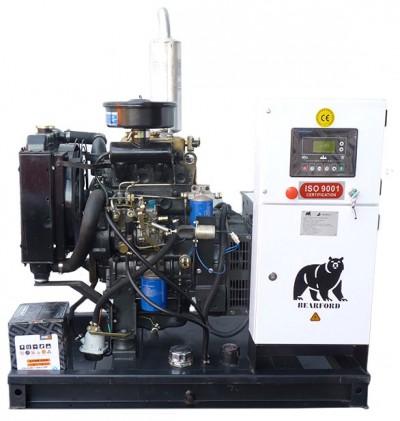 Дизельный генератор Азимут АД 12-Т400 с АВР