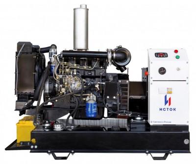 Дизельный генератор Исток АД20С-О230-РМ12