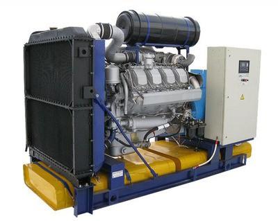Дизельный генератор ТСС АД-315С-Т400-1РМ3