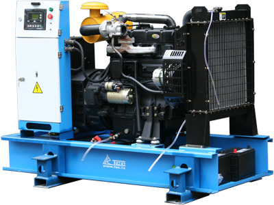 Дизельный генератор ТСС АД-40С-Т400-1РМ19