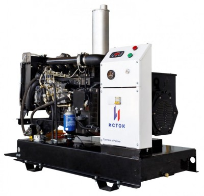 Дизельный генератор Исток АД16С-О230-РМ12 с АВР