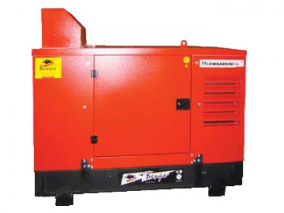 Дизельный генератор Вепрь АДА 10-Т400 РЛ в кожухе