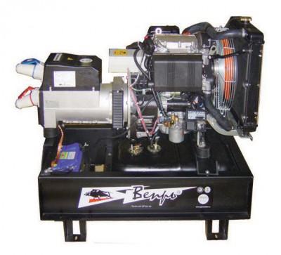 Дизельный генератор Вепрь АДА 25-Т400 РЛ с АВР