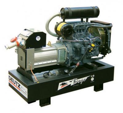 Дизельный генератор Вепрь АДА 38-Т400 РЯ с АВР