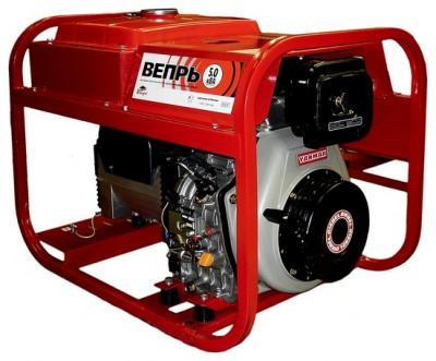 Дизельный генератор Вепрь АДП 10-230 ВЛ-БС