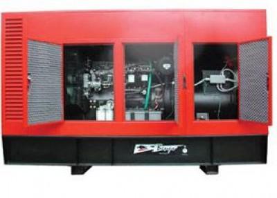 Дизельный генератор Вепрь АДС 45-Т400 РЯ в кожухе с АВР