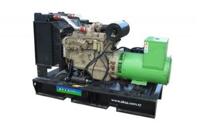 Дизельный генератор Aksa APD-145C