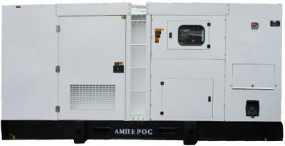 Дизельный генератор АМПЕРОС АД 700-Т400 в кожухе