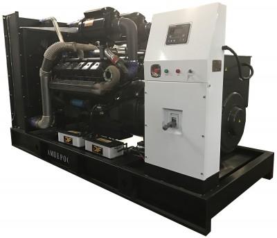 Дизельный генератор АМПЕРОС АД 700-Т400