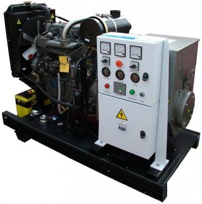 Дизельный генератор АМПЕРОС АД 150-Т400 с АВР