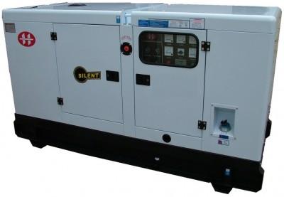 Дизельный генератор АМПЕРОС АД 80-Т400 в кожухе с АВР