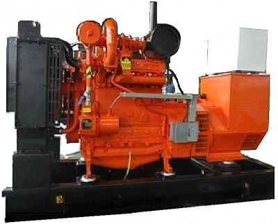 Газовый генератор АМПЕРОС АГ 30-Т400 с АВР
