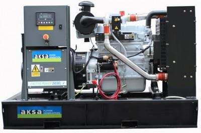 Дизельный генератор Aksa APD125A