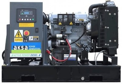 Дизельный генератор Aksa APD150A