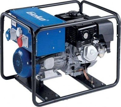 Бензиновый генератор Geko 6400ED-AA/HEBA с АВР