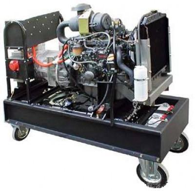 Дизельный генератор Вепрь АДС 10-Т400 РЯ с АВР