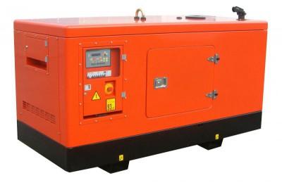 Дизельный генератор Energo ED 13/400 Y-SS с АВР