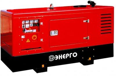 Дизельный генератор Energo ED 60/400 IV S с АВР