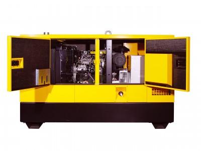 Дизельный генератор Gesan DPAS 25 E с АВР