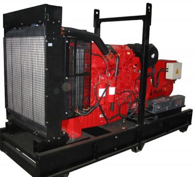 Дизельный генератор Gesan DVA 140E с АВР