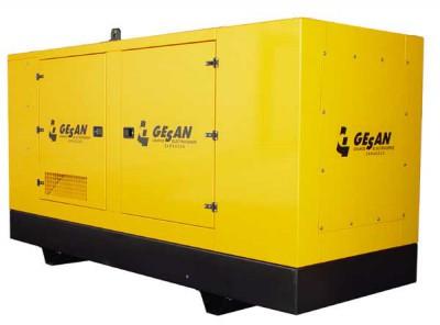 Дизельный генератор Gesan DVAS 220E с АВР
