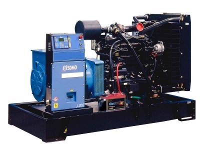 Дизельный генератор SDMO J66K с АВР