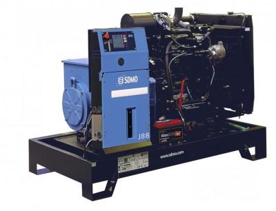 Дизельный генератор SDMO J88K с АВР