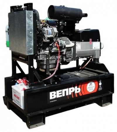 Дизельный генератор Вепрь АДА 8-230 РЛ с АВР