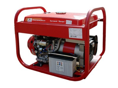 Дизельный генератор Вепрь АДП 5,0-230 ВЯ-С с АВР