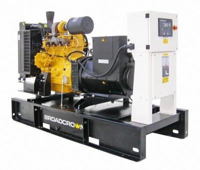 Дизельный генератор Broadcrown BC JD 200 с АВР