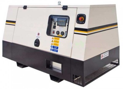 Дизельный генератор Broadcrown BC JD 65 в кожухе