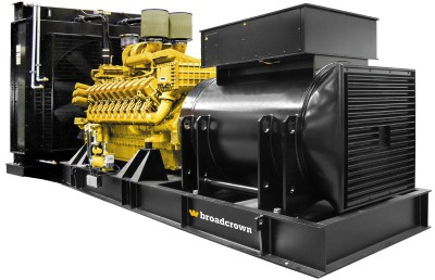 Дизельный генератор Broadcrown BCM 1900S с АВР