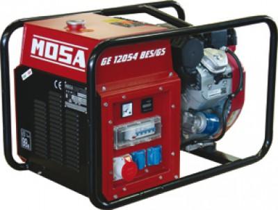 Бензиновый генератор Mosa GE 12054 HBS