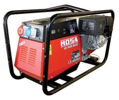 Бензиновый генератор Mosa GE 7500 BS/GS