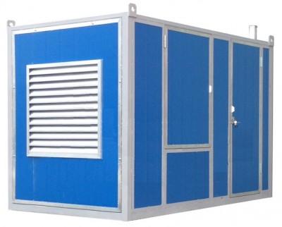 Дизельный генератор Atlas Copco QIS 10 230V в контейнере