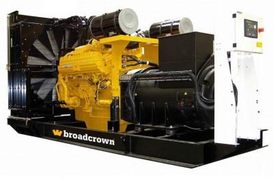 Дизельный генератор Broadcrown BCC 1250P