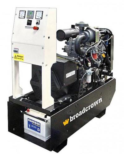 Дизельный генератор Broadcrown BC M33 с АВР