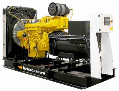 Дизельный генератор Broadcrown BC V660