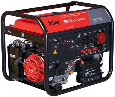 Бензиновый генератор Fubag BS 8500 DA ES с АВР