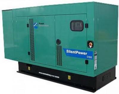 Дизельный генератор Cummins C175D5e в кожухе