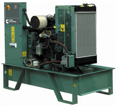 Дизельный генератор Cummins C28D5 с АВР