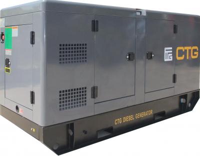 Дизельный генератор CTG AD-90RES с АВР