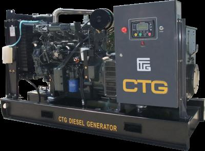 Дизельный генератор CTG AD-165RE с АВР